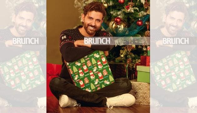 HT Brunch Cover Story: Hrithik Roshan brings in the Christmas cheer!