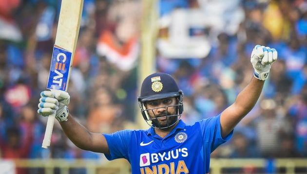 Rohit has been sensational this year(PTI)