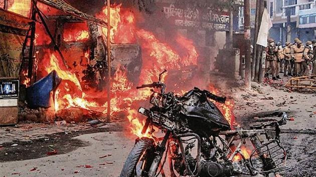 Uttar Pradesh has reported the highest death toll in protests that have taken place in the aftermath of this month's passage of the CAA.(PTI)