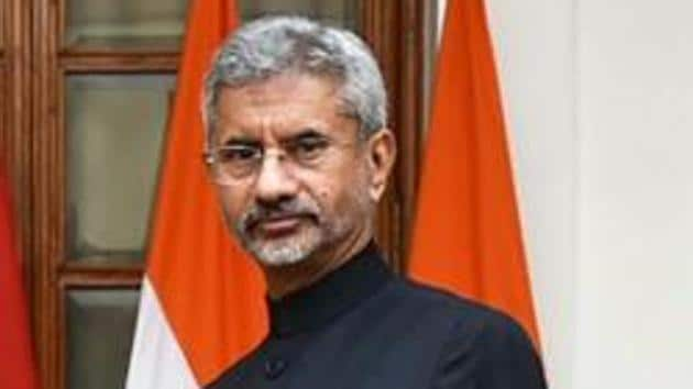 In Oman, External Affairs Minister S Jaishankar will meet his counterpart Yousuf bin Alawi bin Abdullah and other ministers to discuss matters of mutual interest. He will also interact with the Indian community in Muscat.(ANI PHOTO.)