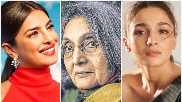 Priyanka Chopra will play Ma Anand Sheela in an upcoming biopic.(HT Photo/Instagram)
