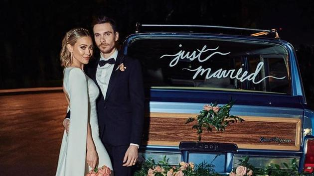 Hilary Duff and Matthew Koma are married now!