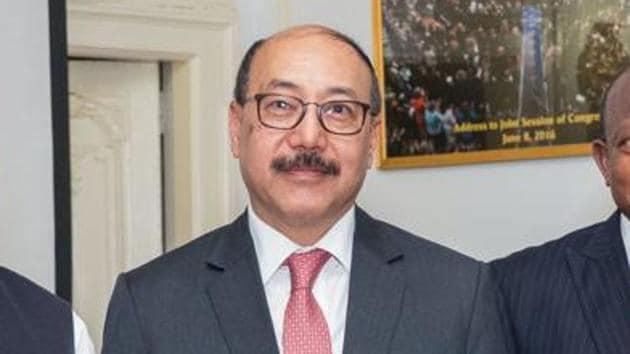 Senior diplomat Harsh Vardhan Shringla has been appointed as Foreign Secretary(PTI)
