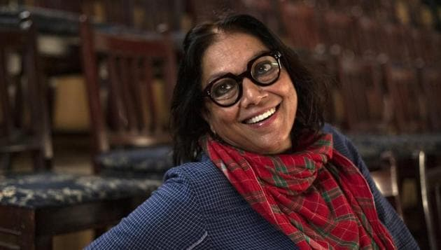 """Mira Nair said that the arrest of Sadaf Jafar was """"appalling"""".(Twitter/Lookout Point TV)"""