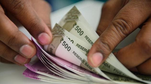 The loan amount under the severe stress category in the Mumbai Metropolitan Region is more than double than that in NCR. (Representational image)(Mint file)