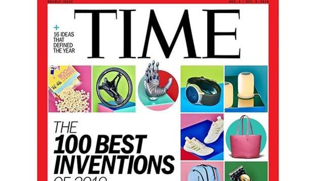 TIME best inventions of 2019: Style, sustainability, augmented reality, virtual reality, wellness and more.(TIME/Instagram)