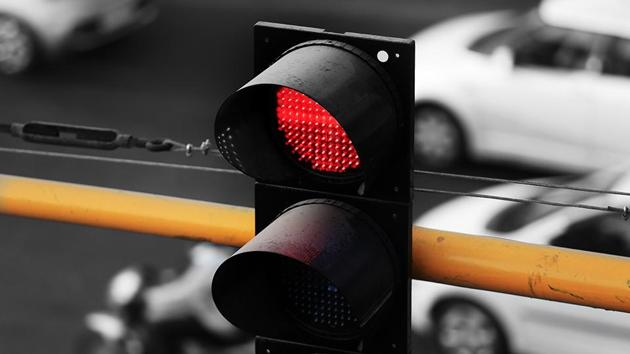 Around 149,000 people lost their lives on Indian roads in 2018.(iStock)