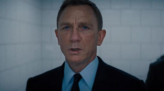 Daniel Craig will be back as James Bond in No Time To Die.