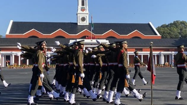 The CDS will direct the three service chiefs and create new theatre commands for an optimal military response in case of hostilities. (Photo @DefenceMinIndia)