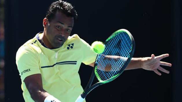 A file photo of Leander Paes.(Getty Images)