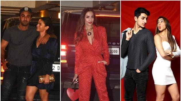 Saif Ali Khan and Kareena Kapoor Khan's party was attended by a host of Bollywood celebrities.(Varinder Chawla/Instagram)