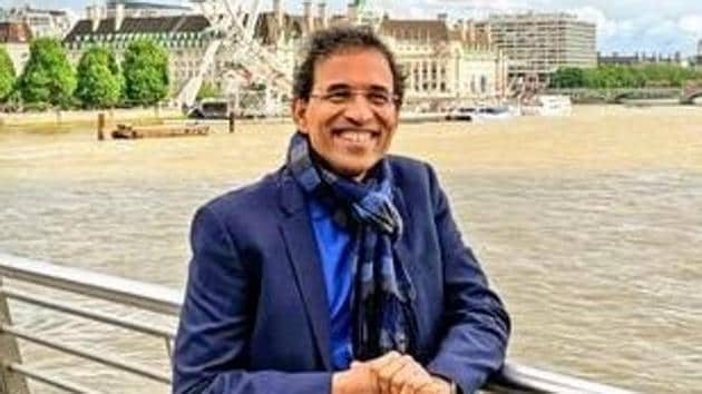 File image of cricket commentator Harsha Bhogle(Harsha Bhogle/ Twitter)