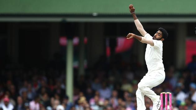 File photo of Jasprit Bumrah.(Getty Images)
