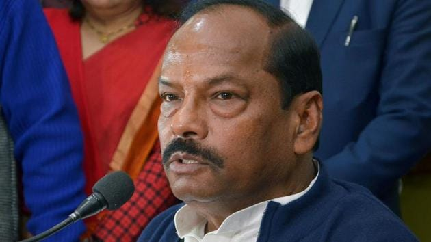 The fact that Chief Minister Raghubar Das was not a tribal, unlike all his predecessors, was another fact that did not prove to be helpful for the BJP.(ANI Photo)