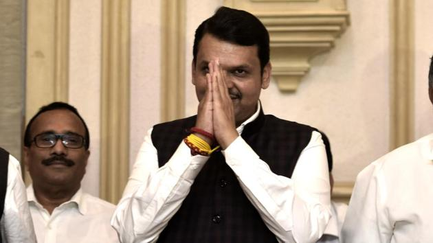 Former CM Devendra Fadnavis(Satish Bate/HT Photo)