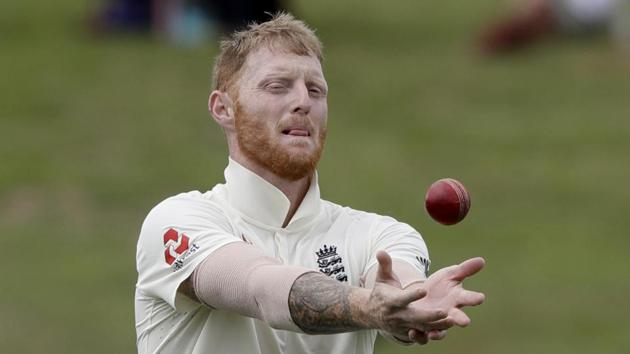 File image of India cricketer Ben Stokes.(AP)