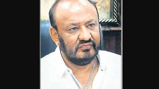 Jitendra Soni(File photo)