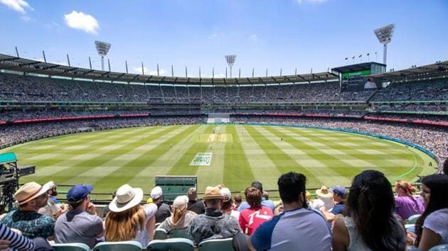 Today's attendance at the MCG is 80,473 - the sixth highest attendance ever for Day 1 of a Boxing Day Test(Twitter/ MCG)