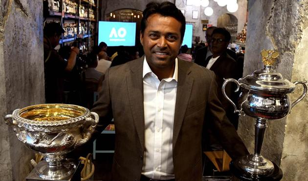 Leander Paes' legacy will always be his pioneering effort to put Indian tennis on the doubles map — an Indian-record of 18 Grand Slams titles and a world-record 42 wins in the format in the Davis Cup(ANI)