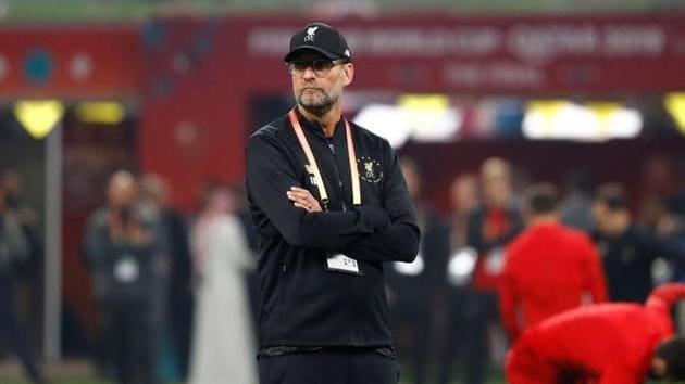 Liverpool manager Juergen Klopp(REUTERS)