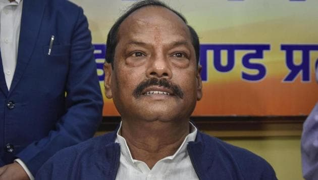 Outgoing Jharkhand Chief Minister Raghubar Das(PTI file photo)
