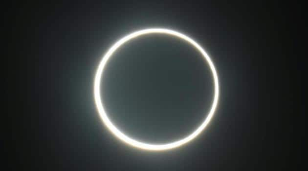 Punekars will be able to witness this year's third and last solar eclipse which will play out on December 26.(Representative photo)