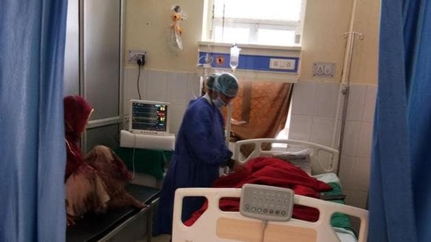 The hospital has ordered a probe by three-member committee.(Photo: education.rajasthan.gov.in)