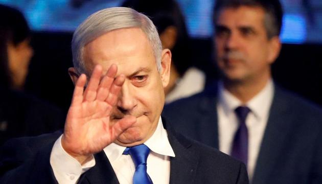 Benjamin Netanyahu will likely remain Prime Minister at least until new elections on March 2.(REUTERS Photo)
