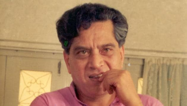 A legendary personality in Marathi films and theatre, Dr Shreeram Lagoo passed away on December 17, 2019.(HT PHOTO)