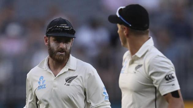 File image of New Zealand cricketer Kane Williamson.(AP)