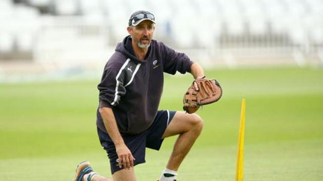 File image of Jason Gillespie.(Getty Images)