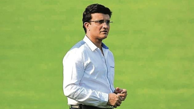 Sourav Ganguly became the Board of Control for Cricket in India (BCCI) president in October