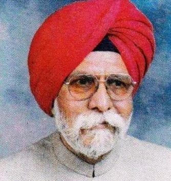 Former Punjab cabinet minister Jasbir Singh has died at 78.(HT Photo)