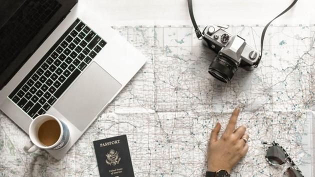 The online survey, conducted during August 9-28 and commissioned by Booking.com, was independently conducted among 22,000 adults who have taken a trip in the last 12 months or plan to take a trip in the next 12 months.(Unsplash)