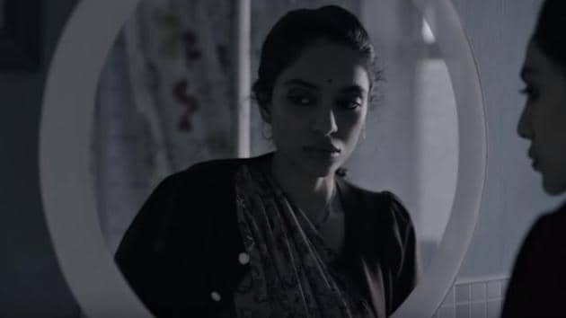 Ghost Stories movie review: Sobhita Dhulipala in a still from Anurag Kashyap's short.