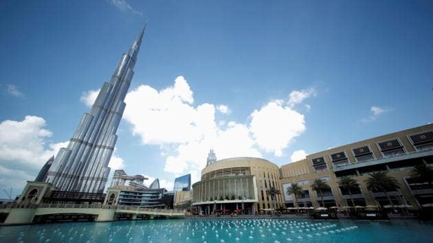 The Gulf city state expects revenues too to rise sharply next year as it hosts Expo 2020, the global six-month trade fair set to open on October 20.(REUTERS)