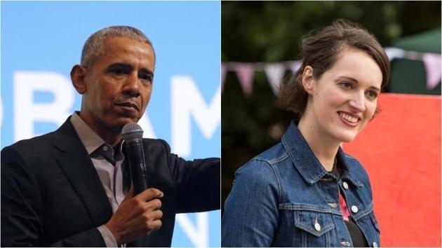 Barack Obama loved Phoebe Waller Bridge's Fleabag.