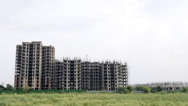 The project is registered with Haryana RERA (H-RERA) and the construction has already commenced. The delivery of project is likely by 2023.(HT file)