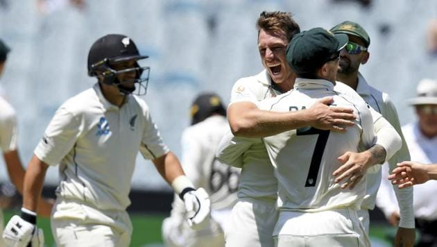 Tim Paine's men took an unassailable 2-0 lead in the three-match series(AP)