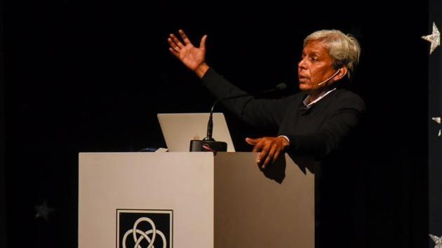 K. Vijay Raghvan(Sanket Wankhade/HT PHOTO)