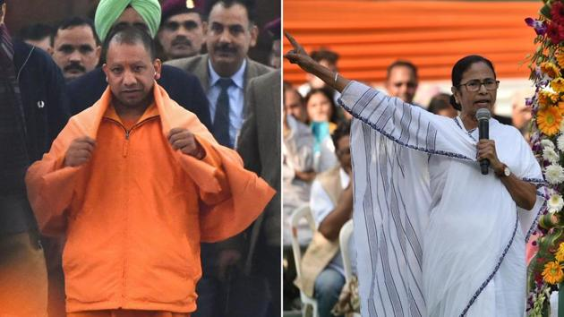 2019 was marked by the re-election of Narendra Modi at the Centre. But it was also a significant year for a range of chief ministers.(Photo: PTI (L) and HT Photo (R))