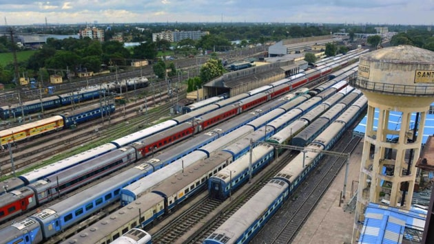 The last fare revision over Indian Railways was done in 2014-15.(PTI FILE)