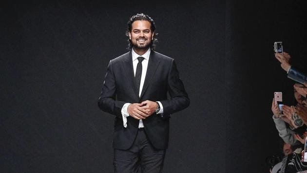 Rahul Mishra has become the first Indian designer to be welcomed as a guest member in the prestigious and rarefied Haute Couture calendar.