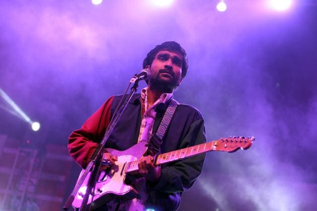 New Delhi, India- 01 February 2019: Crowd enjoying live performance of Prateek Kuhad during the Reverie Fest- 2019 at Gargi College, in New Delhi India on Friday, February 01, 2019. (Photo: Shivam Saxena/Hindustan Times)