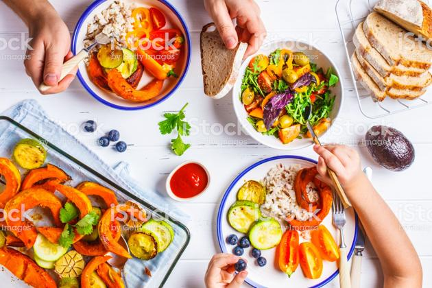 Food systems around the world are delivering unhealthy diets, raising the risk of death and disease, malnutrition, and rising obesity. Building a world where safe and nutritious food is available for everyone and everywhere requires transformation of the food systems(Getty Images/iStockphoto)
