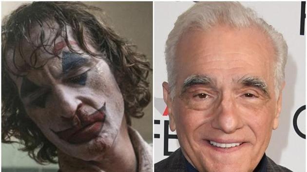 Joker directly references Martin Scorsese's films.