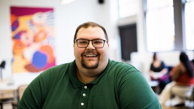If you thought overweight males were always at a disadvantage, think again. Researchers have found that fat men are having more sex than their thinner peers.(Unsplash)
