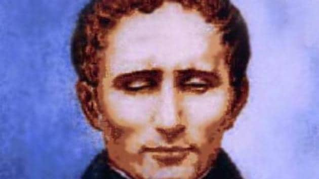World Braille Day: Braille was invented by Louis Braille, a French man, who became blind at a young age because of an accident.(Wikimedia Commons)