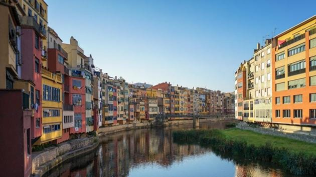 Spain's Girona is perfect for a day trip from Barcelona, and a treat for Game of Thrones fans. Here are the things you can do when you visit.(Unsplash)