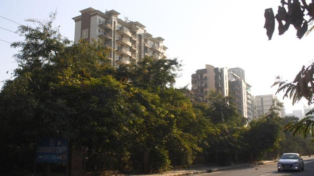 As per the new directions, the maximum increase in circle rates has been proposed for registry of floors built on residential plots, which has been almost doubled.(HT PHOTO)